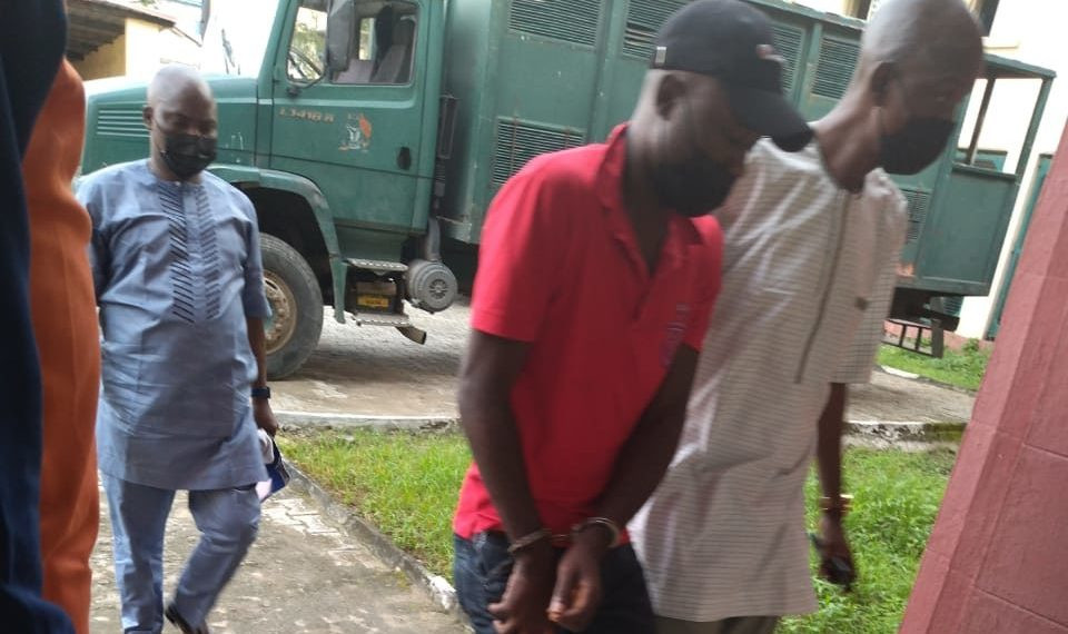 Update: Dismissed police officer who allegedly shot lady dead in Ijeshatedo remanded in prison custody