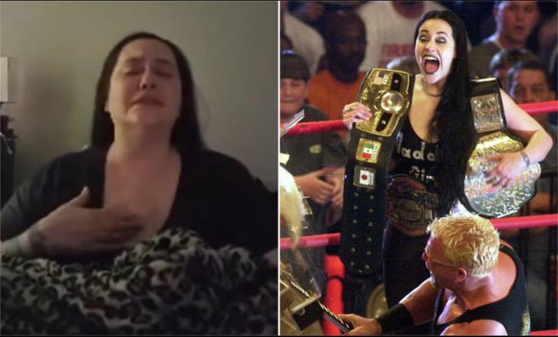 WCW wrestler Daffney Unger found dead after posting disturbing video