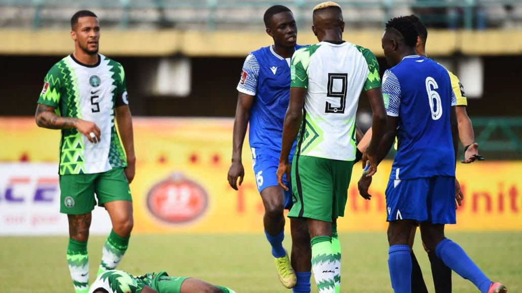 Central African Republic vs Nigeria: All you need to know, TV schedule