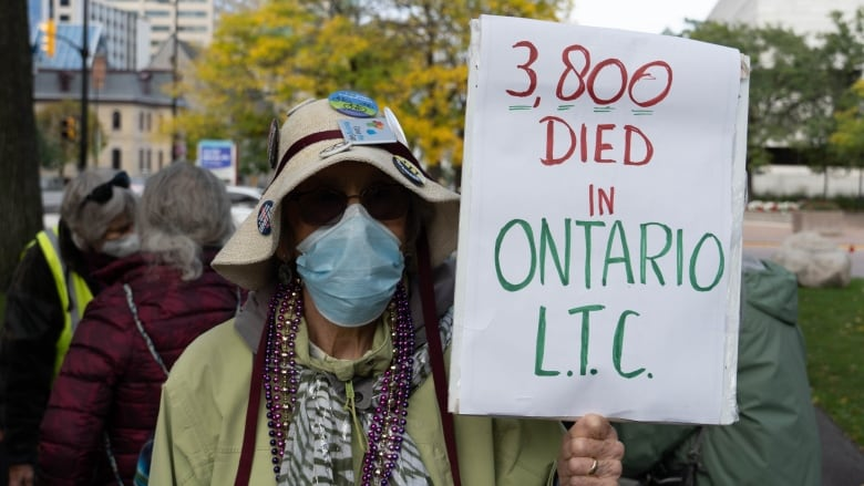 Field visits by phone, locked-up PPE flagged by nursing home staff in 1st wave, documents show