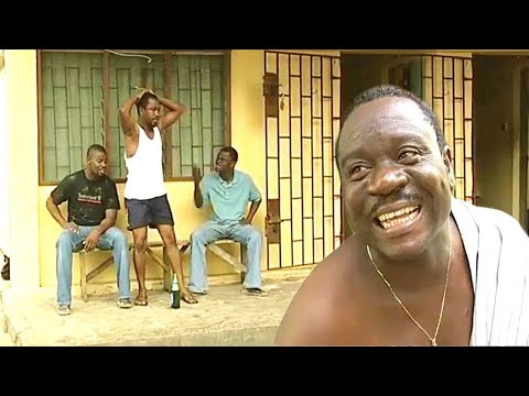 GET READY TO LAUGH TILL YOU FART FROM YOUR BUMBUM WHILE WATCHING THIS MR IBU COMEDY -Nigerian Movies