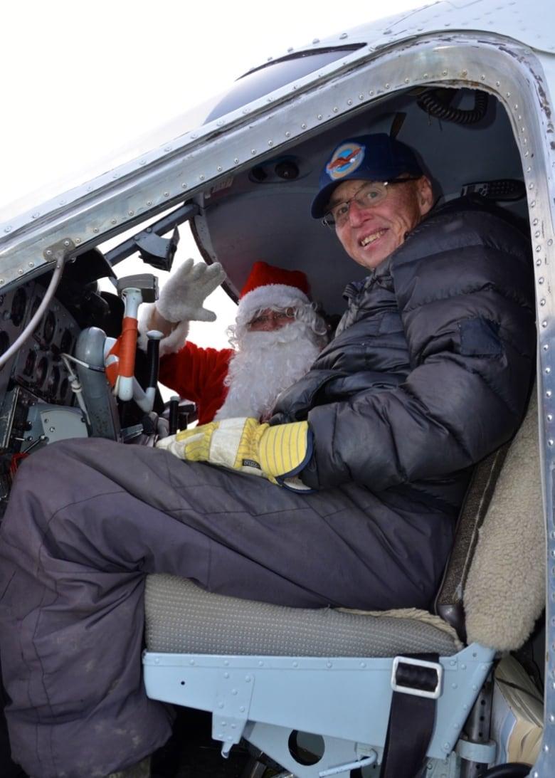 Legendary Inuk bush pilot, 76, flies past aviation milestone with 40k hours of flight time