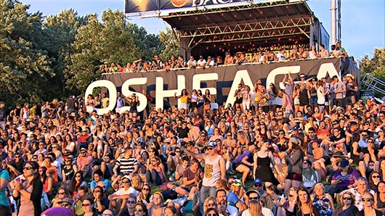 Scaled-down Osheaga festival kicks off in Montreal, much to music-lovers' delight