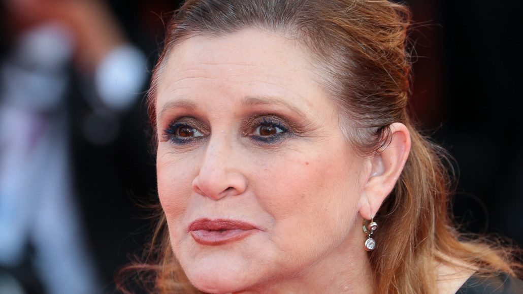 The Real Reason Carrie Fisher Thought Star Wars Would Flop