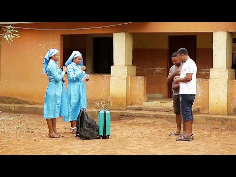"""YOU DON'T WANT TO MISS WATCHING THIS NEW MOVIE """"THE BAD REVEREND SISTERS"""" - Nigerian Movies 2021"""